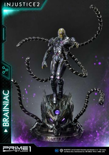 Prime 1 Studio - Injustice 2 - Brainiac - 25
