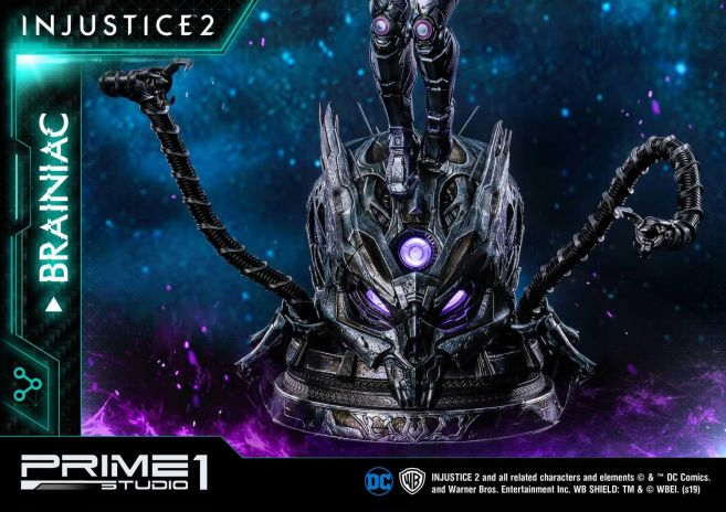 Prime 1 Studio - Injustice 2 - Brainiac - 32