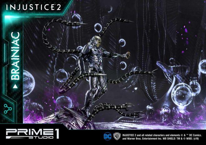 Prime 1 Studio - Injustice 2 - Brainiac - 34