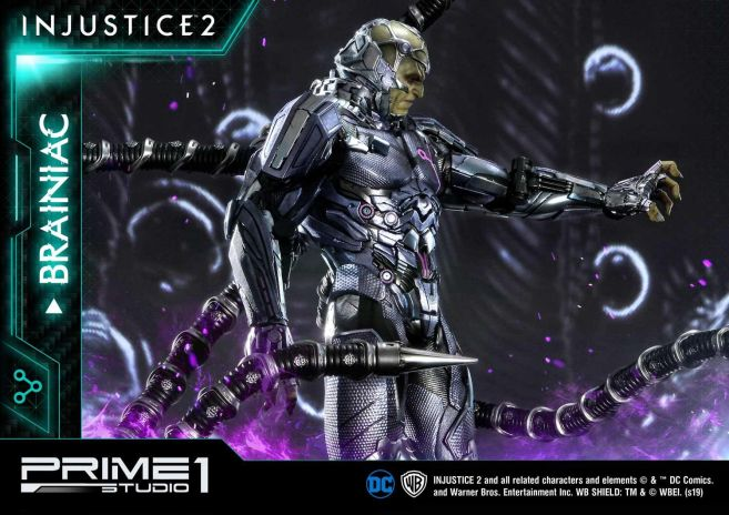 Prime 1 Studio - Injustice 2 - Brainiac - 38