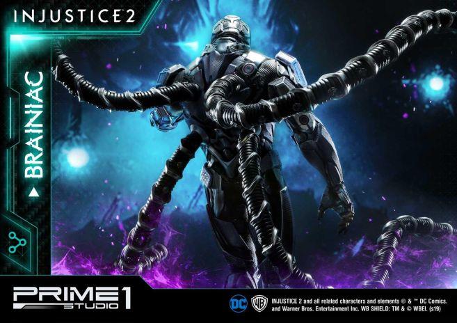 Prime 1 Studio - Injustice 2 - Brainiac - 40