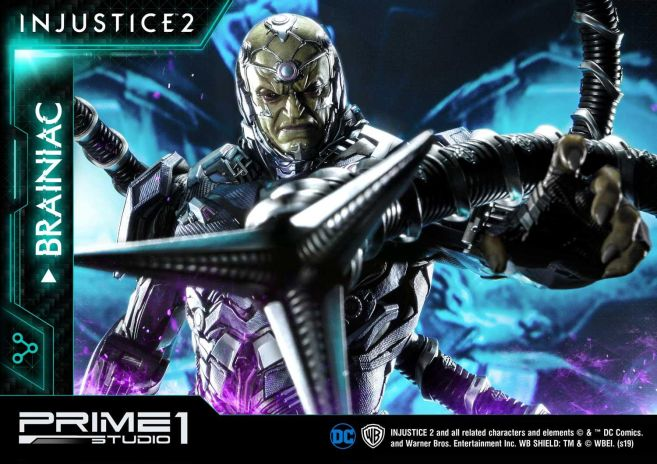 Prime 1 Studio - Injustice 2 - Brainiac - 41