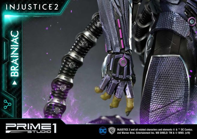 Prime 1 Studio - Injustice 2 - Brainiac - 44