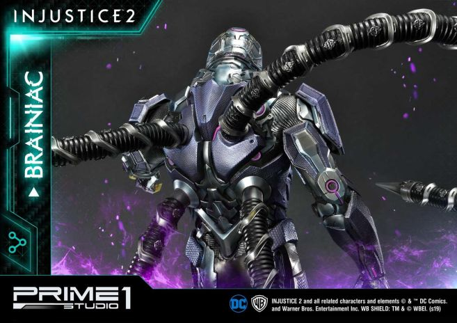 Prime 1 Studio - Injustice 2 - Brainiac - 47
