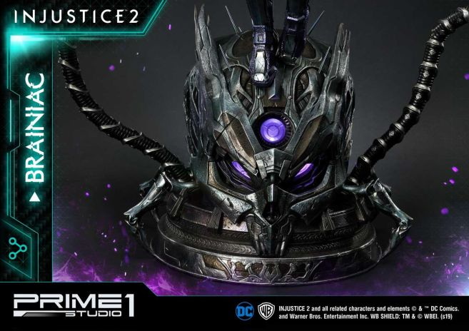 Prime 1 Studio - Injustice 2 - Brainiac - 48