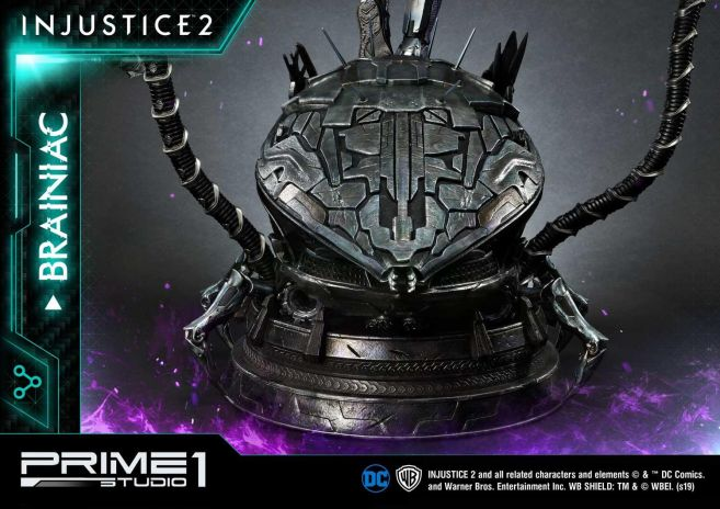 Prime 1 Studio - Injustice 2 - Brainiac - 49