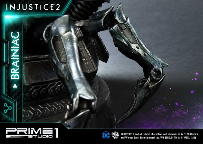 Prime 1 Studio - Injustice 2 - Brainiac - 50