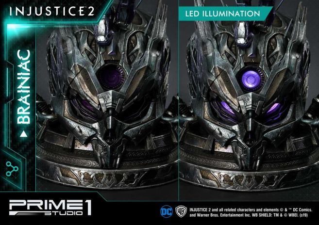 Prime 1 Studio - Injustice 2 - Brainiac - 57