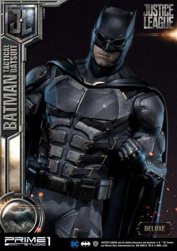 Prime 1 Studio - Justice League - Batman Tactical Batsuit - 19