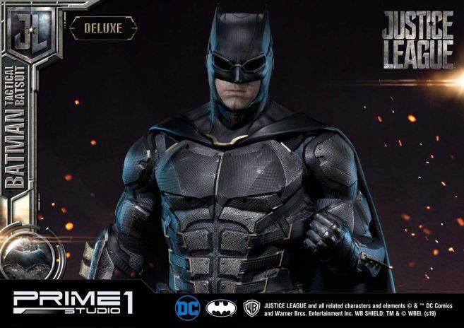 Prime 1 Studio - Justice League - Batman Tactical Batsuit - 28