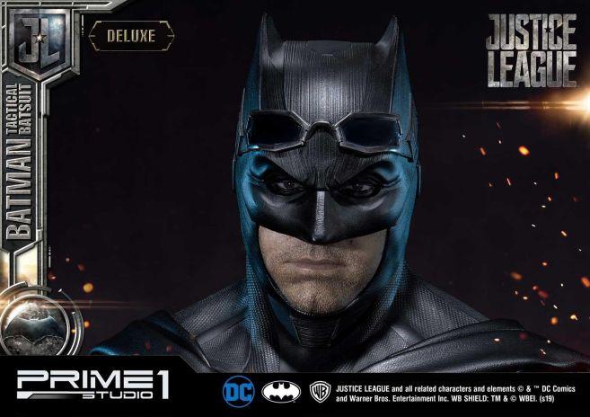 Prime 1 Studio - Justice League - Batman Tactical Batsuit - 31