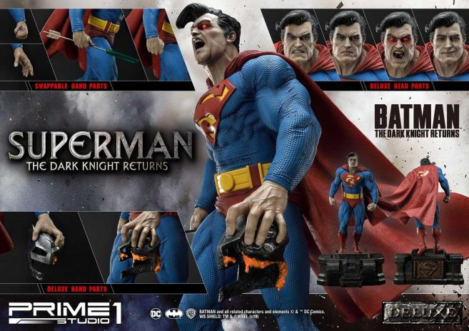 Prime 1 Studio - Superman - The Dark Knight Returns - 03