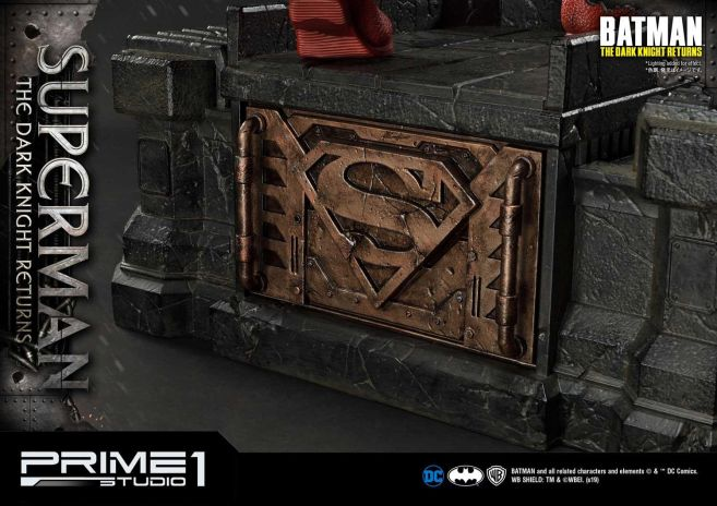 Prime 1 Studio - Superman - The Dark Knight Returns - 29