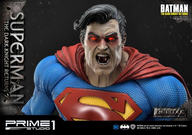Prime 1 Studio - Superman - The Dark Knight Returns - 38