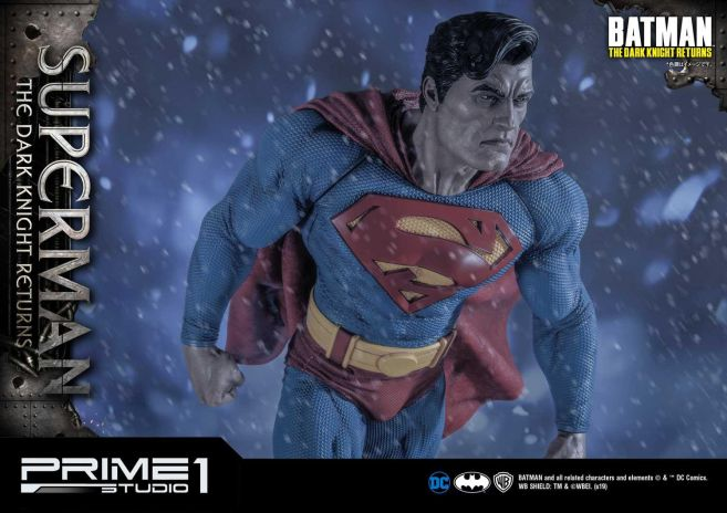 Prime 1 Studio - Superman - The Dark Knight Returns - 55
