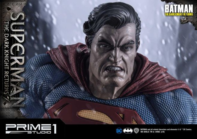Prime 1 Studio - Superman - The Dark Knight Returns - 58