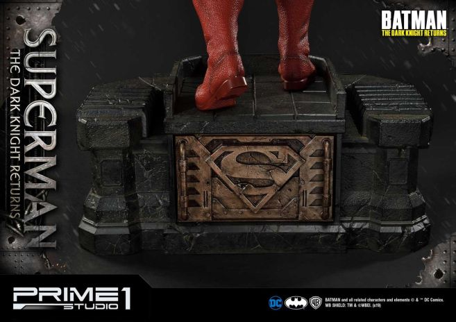 Prime 1 Studio - Superman - The Dark Knight Returns - 80