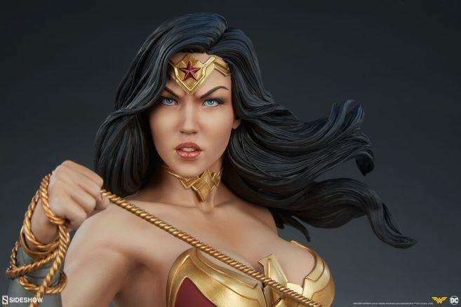 Sideshow - Wonder Woman - Wonder Woman Bust - 09