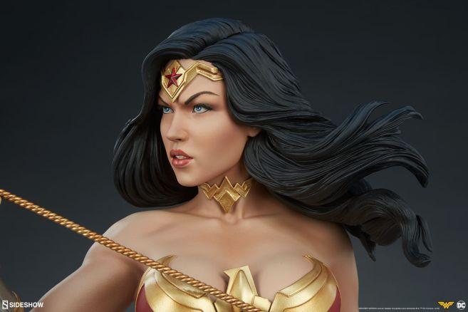 Sideshow - Wonder Woman - Wonder Woman Bust - 12