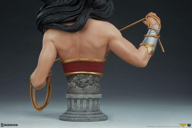 Sideshow - Wonder Woman - Wonder Woman Bust - 14