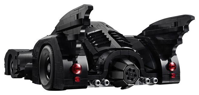 76139 - LEGO - 1989 Batmobile - Product - 13