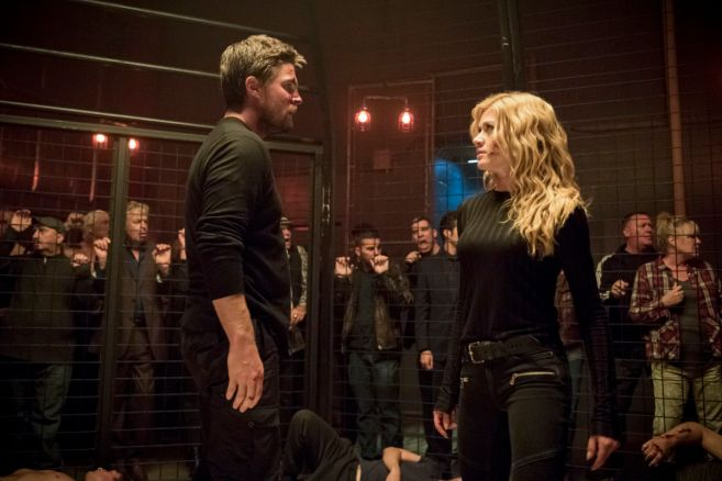 Arrow - Season 8 - Ep 05 - 08
