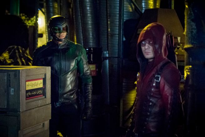 Arrow - Season 8 - Ep 05 - 16