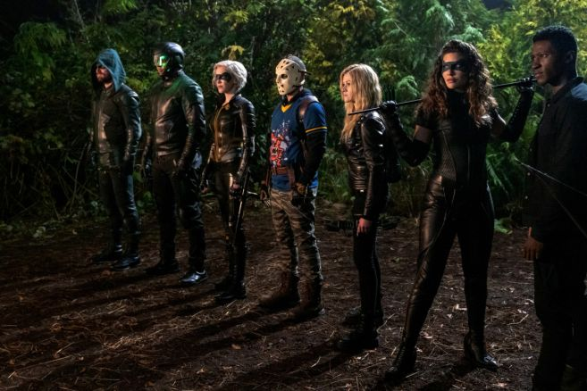 Arrow - Season 8 - Ep 07 - 07