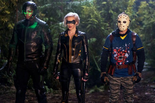 Arrow - Season 8 - Ep 07 - 13