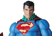 Medicom - MAFEX - Superman Hush - Featured - 01
