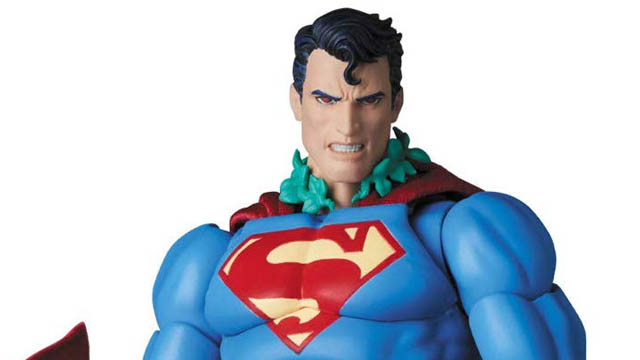 Medicom - MAFEX - Superman Hush - Featured - 01