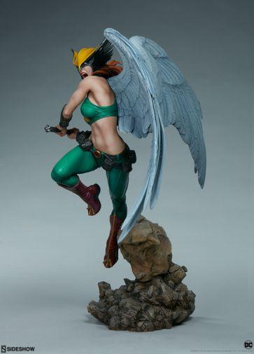 Sideshow - DC - Hawkgirl Premium Format Figure - 08