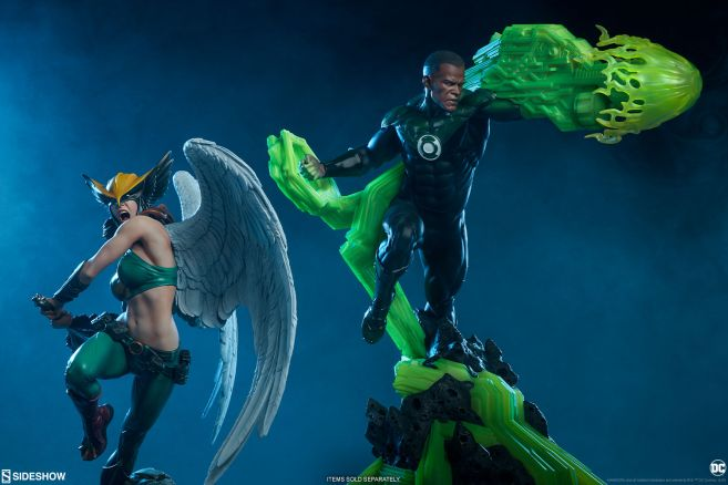 Sideshow - DC - Hawkgirl Premium Format Figure - 13