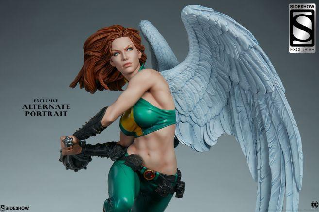 Sideshow - DC - Hawkgirl Premium Format Figure - 15