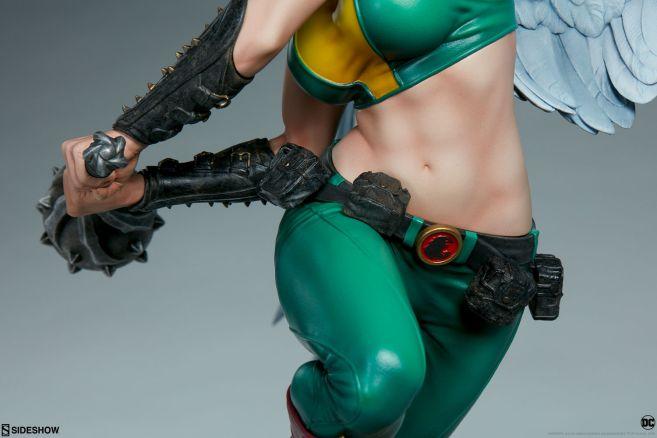 Sideshow - DC - Hawkgirl Premium Format Figure - 17