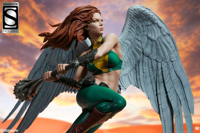 Sideshow - DC - Hawkgirl Premium Format Figure - 21