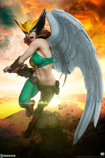Sideshow - DC - Hawkgirl Premium Format Figure - 22