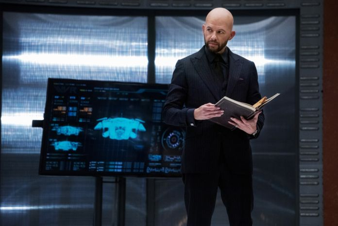 Arrowverse Best Villains - Lex Luthor