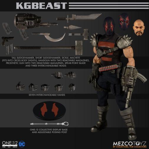 Mezco Toyz - Batman - KGBeast - 14