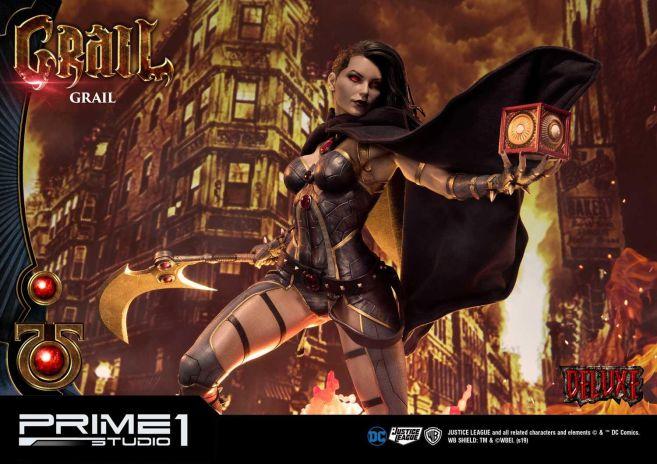 Prime 1 Studio - DC Comics - Grail - 09