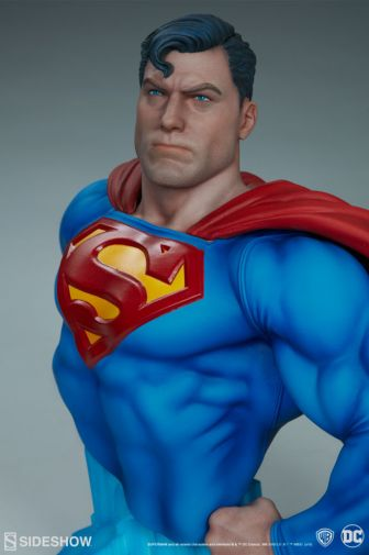 Sideshow - Superman - Superman Bust - 04