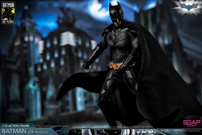 Soap Studio - The Dark Knight - Batman - Deluxe Edition - 01