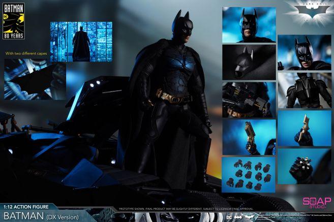 Soap Studio - The Dark Knight - Batman - Deluxe Edition - 08