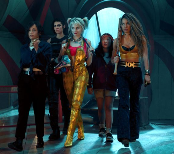 Birds of Prey - Official Images - High Res - 11