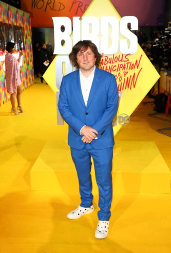 Daniel Pemberton attends the world premiere for Birds of Prey (and The Fantabulous Emancipation of One Harley Quinn) in cinemas February 7th.