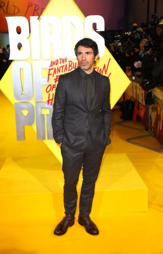 Chris Messina attends the world premiere for Birds of Prey (and The Fantabulous Emancipation of One Harley Quinn) in cinemas February 7th. (Photo by Tim P. Whitby)