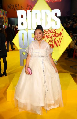 Ella Jay Basco attends the world premiere for Birds of Prey (and The Fantabulous Emancipation of One Harley Quinn) in cinemas February 7th. (Photo by Tim P. Whitby)