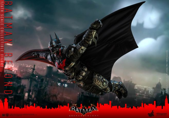 Hot Toys - Arkham Knight - Batman Beyond - 04