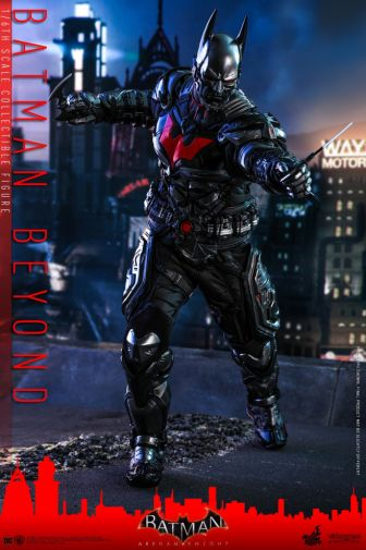 Hot Toys - Arkham Knight - Batman Beyond - 07