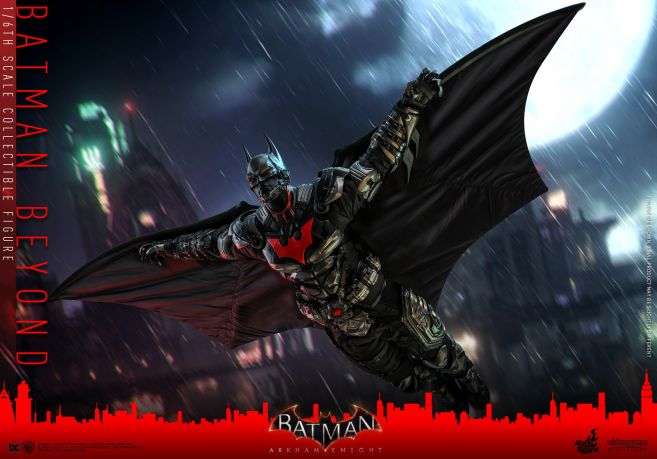 Hot Toys - Arkham Knight - Batman Beyond - 13